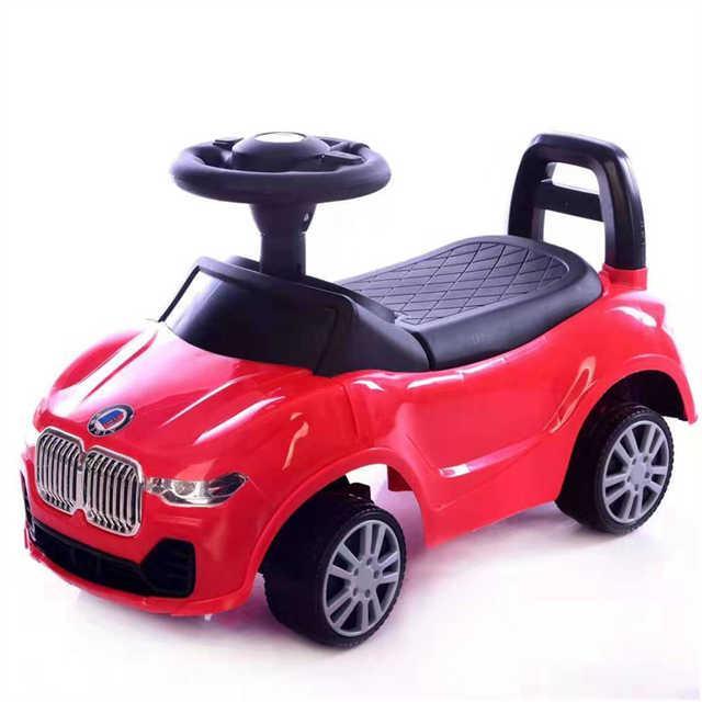 Толокар BMW красный