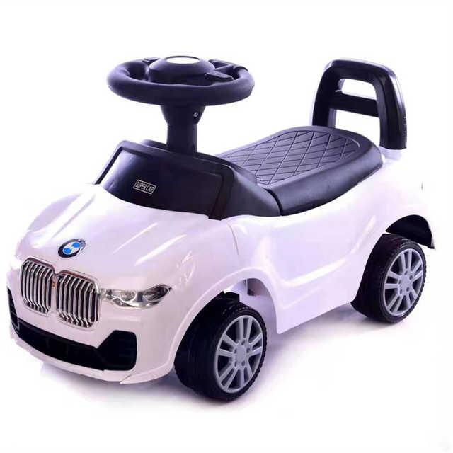 Толокар BMW белый