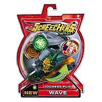 Screechers Wild: Машинка-трансформер Вейв