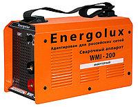 Сварочный аппарат инверторный WMI-200 Energolux, фото 1