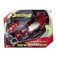 Screechers Wild: Турбо-Скричер 2-в-1 Церберус