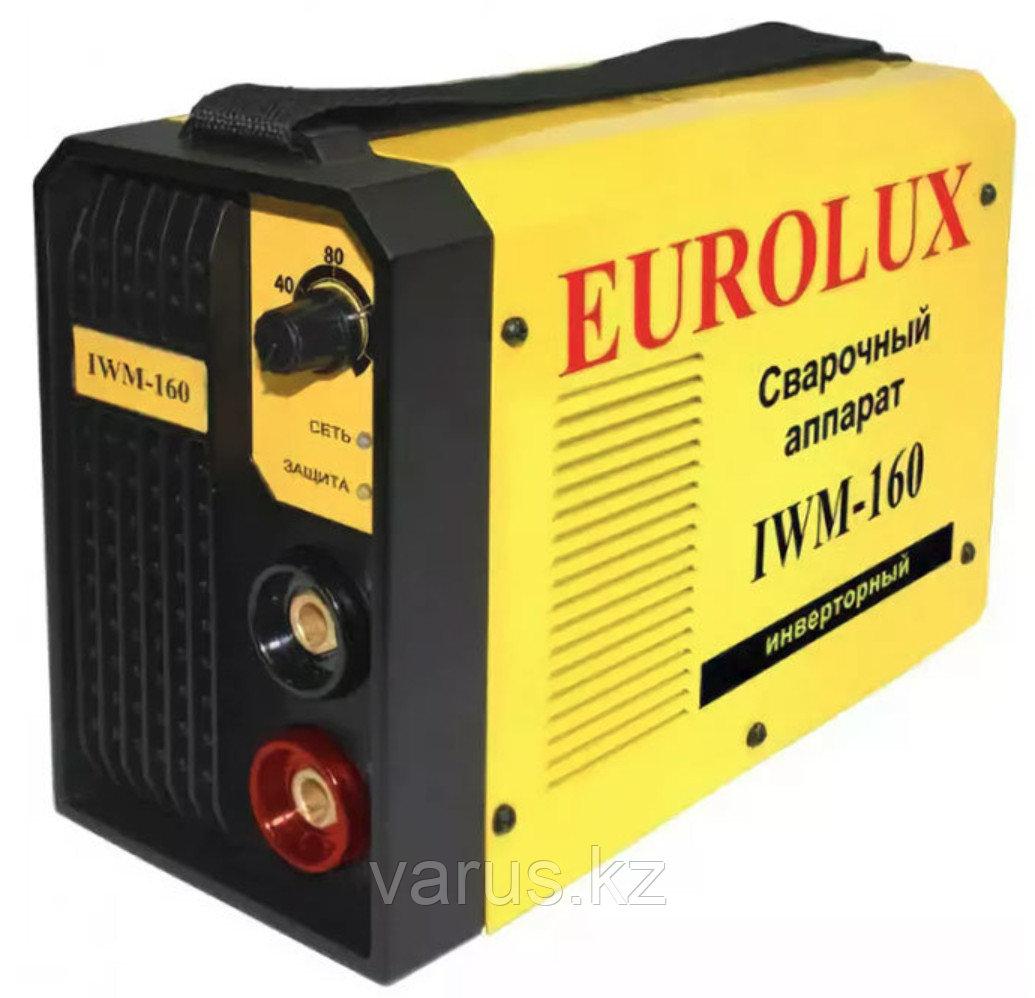Сварочный аппарат инверторный IWM 160 Eurolux