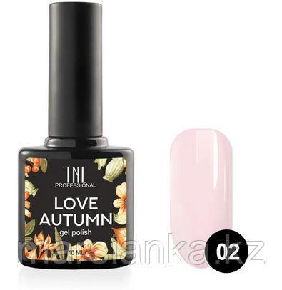 Гель-лак TNL Love Autumn #02, 10мл