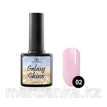 Гель-лак TNL Galaxy shine  #02, 10мл
