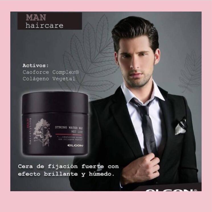 Воск для укладки волос Elgon MAN water wax