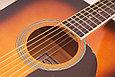 Акустическая гитара, санберст, Caraya F600-BS, фото 3