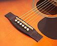 Акустическая гитара, санберст, Caraya F600-BS, фото 4