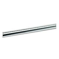 Мебельная ручка, алюминий, 128 мм, цвет хром