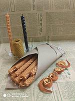 Свечи восковые ручной работы Набор, фото 1