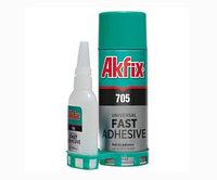 Двухкомпонентный МДФ клей 200мл+50мл 705 AKFIX