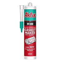 Термостойкий герметик красный 310МЛ HT300 AKFIX