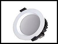 Потолочный светильник для паровой комнаты Steam Round XS80 (LED, 12V, IP67), фото 1