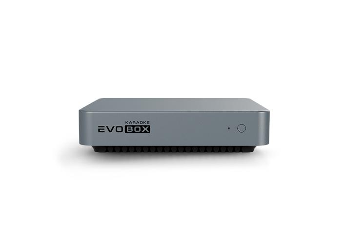 EVOLUTION EVOBOX Профессиональная караоке-система