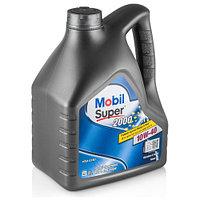 Масло Mobil super 2000   x1   10W40 (4л)  п/с