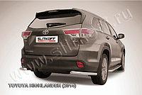 Уголки d57 Toyota Highlander 2014-17
