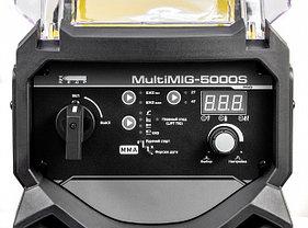 Сварочный полуавтомат КЕДР MultiMIG-5000S, 380В, 40-500А, фото 3