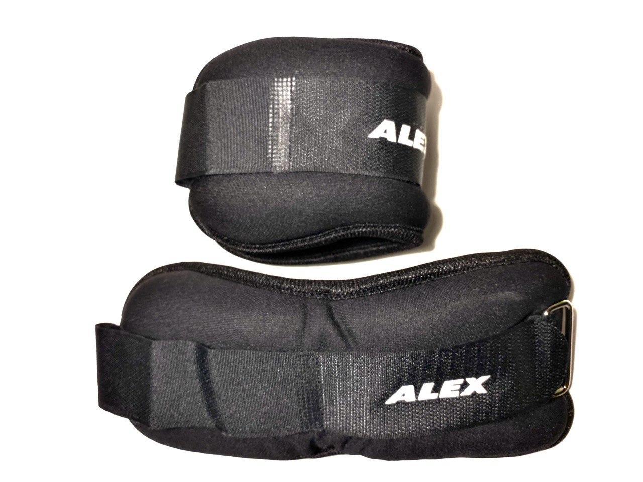 Утяжелители универсальные ALEX для рук и ног 3.0 кг.