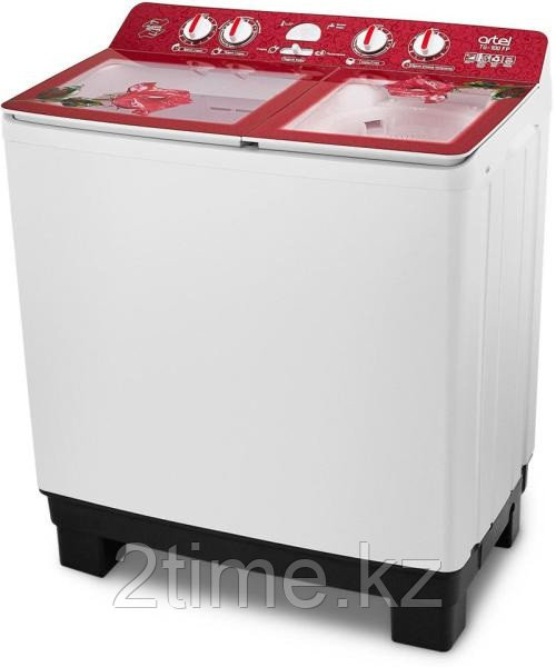 Стиральная машина Artel TG 100 FP с помпой,красный