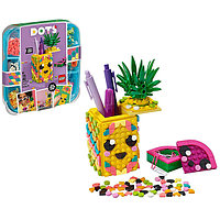 """LEGO DOTs 41906 ЛЕГО Дотс Подставка для карандашей """"Ананас"""""""