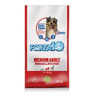 13117 Forza10 Medium Maintenance cer|pat, Форца10 корм из оленины с картофелем для собак средних пород,уп.2кг