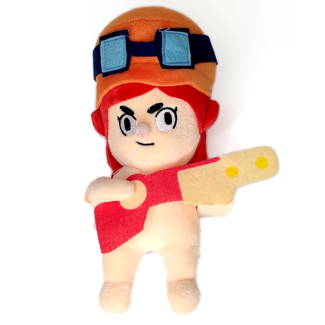 Плюшевая игрушка Джесси из игры Brawl Stars (Броул Старс)