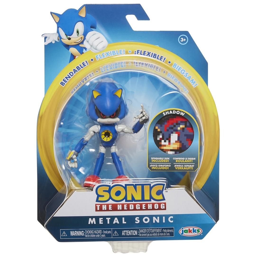 Sonic Фигурка Метал Соник