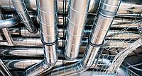 Монтаж вентиляционной системы от 450 кв/м