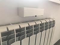 Установка вентиляционных клапанов