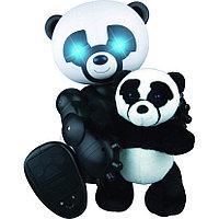 WowWee Robopanda Интерактивная Робот-Панда с малышом, для детей изучающих английский, фото 1