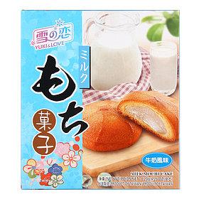 Моти печеньки юки с молочной начинкой 120гр
