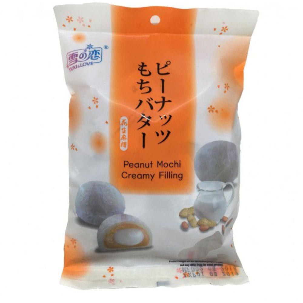 Моти Дайфуку арахис с кремом