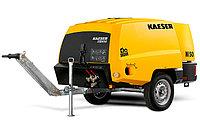 Передвижной строительный компрессор Kaeser М-50РЕ