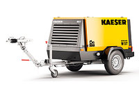 Передвижной строительный компрессор Kaeser М-57