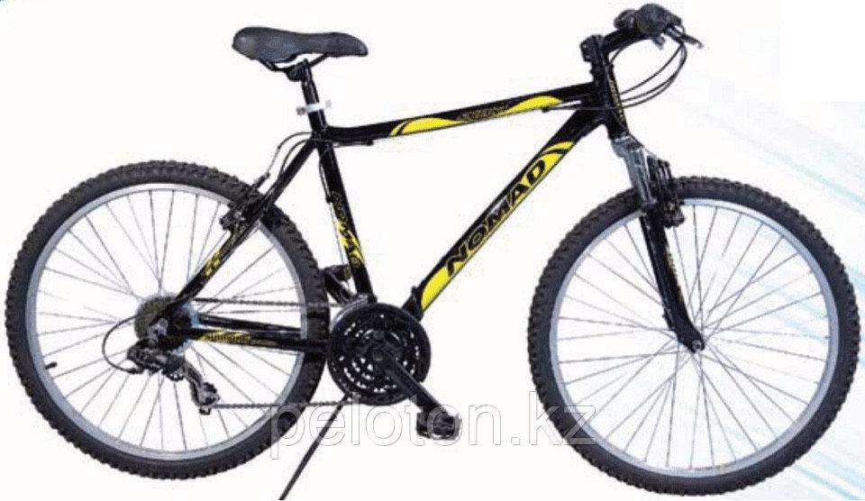 Велосипед горный. Велосипед Nomad Atilla Plus