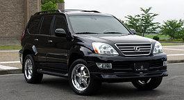 GX470 2003-09