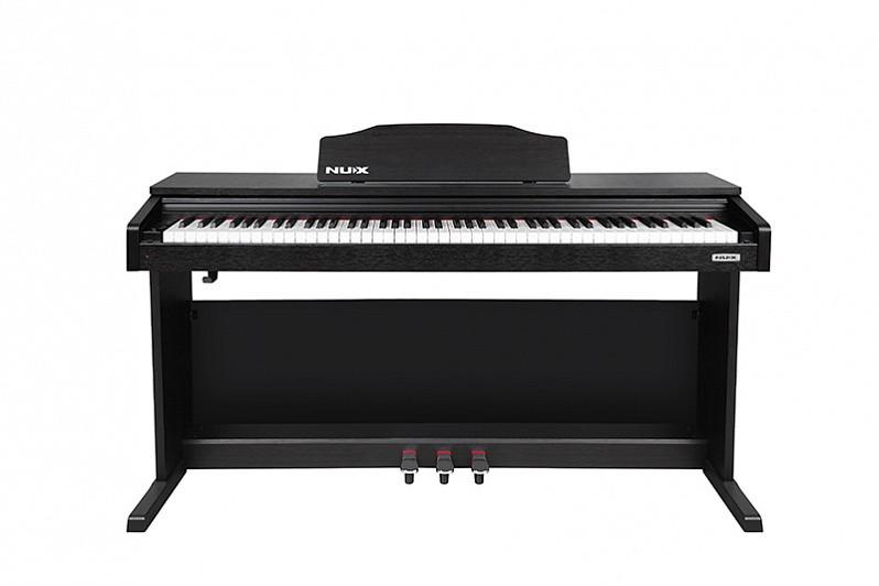 Цифровое пианино на стойке с педалями, Nux Cherub WK-400