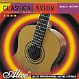 Комплект струн для классической гитары, нейлон, посеребренные, Alice A107N, фото 2