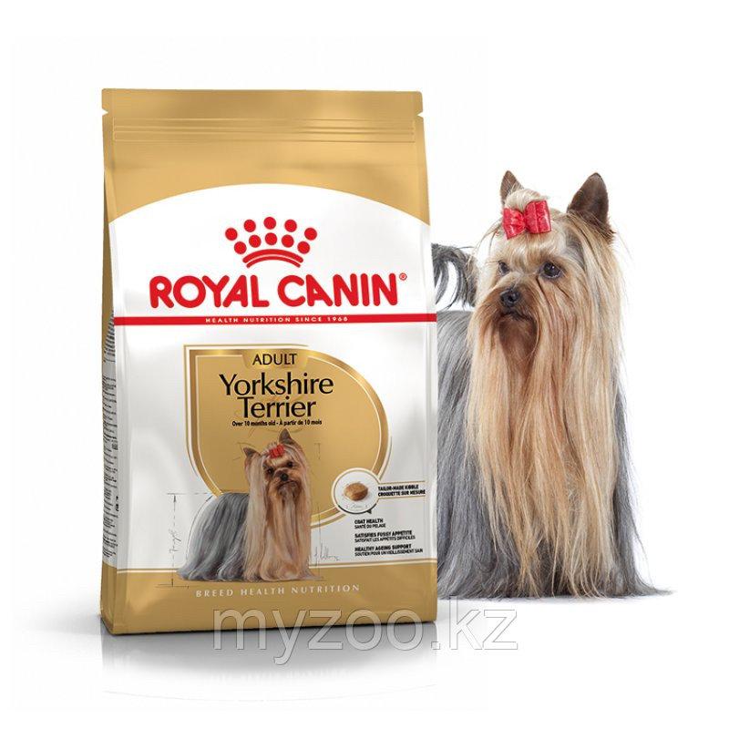 Сухой корм для собак Royal Canin YORKSHIRE TERRIER 1.5 kg.