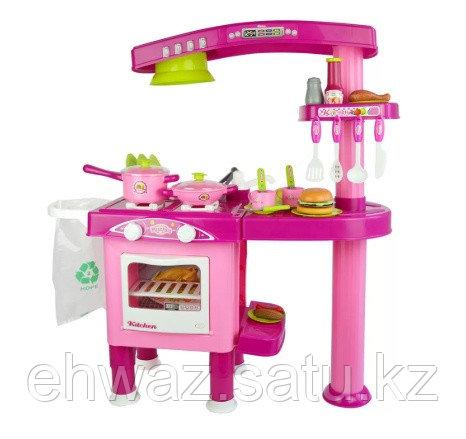 Детская игровая кухня с вытяжкой