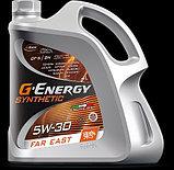 G-Energy Synthetic Far East 5W-30 синтетическое масло для японских автомобилей бочка 205л, фото 2