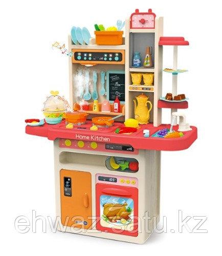 """Игровой набор """"Кухня"""", высота 94 см, светозвуковые эффекты, вода, пар, 65 предметов"""