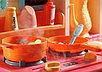 """Игровой набор """"Кухня"""", высота 94 см, светозвуковые эффекты, вода, пар, 65 предметов, фото 3"""