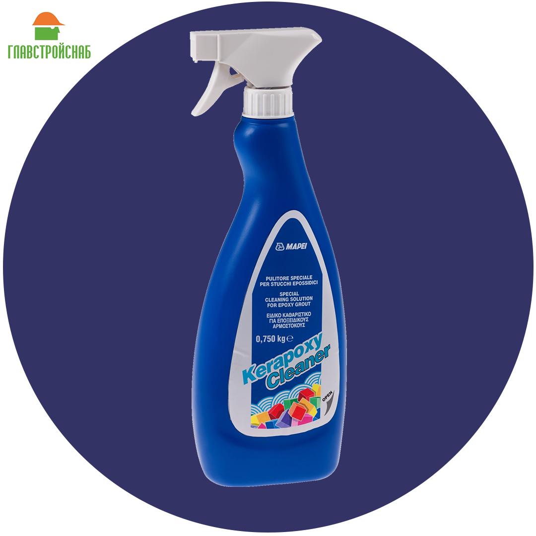 Kerapoxy Cleaner очищающий раствор для эпоксидных шовных заполнителей  750 гр