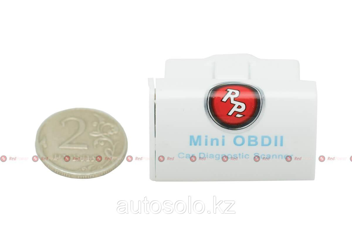 RedPower Диагностический адаптер Mini OBD-2 ELM327 Bluetooth v2.1