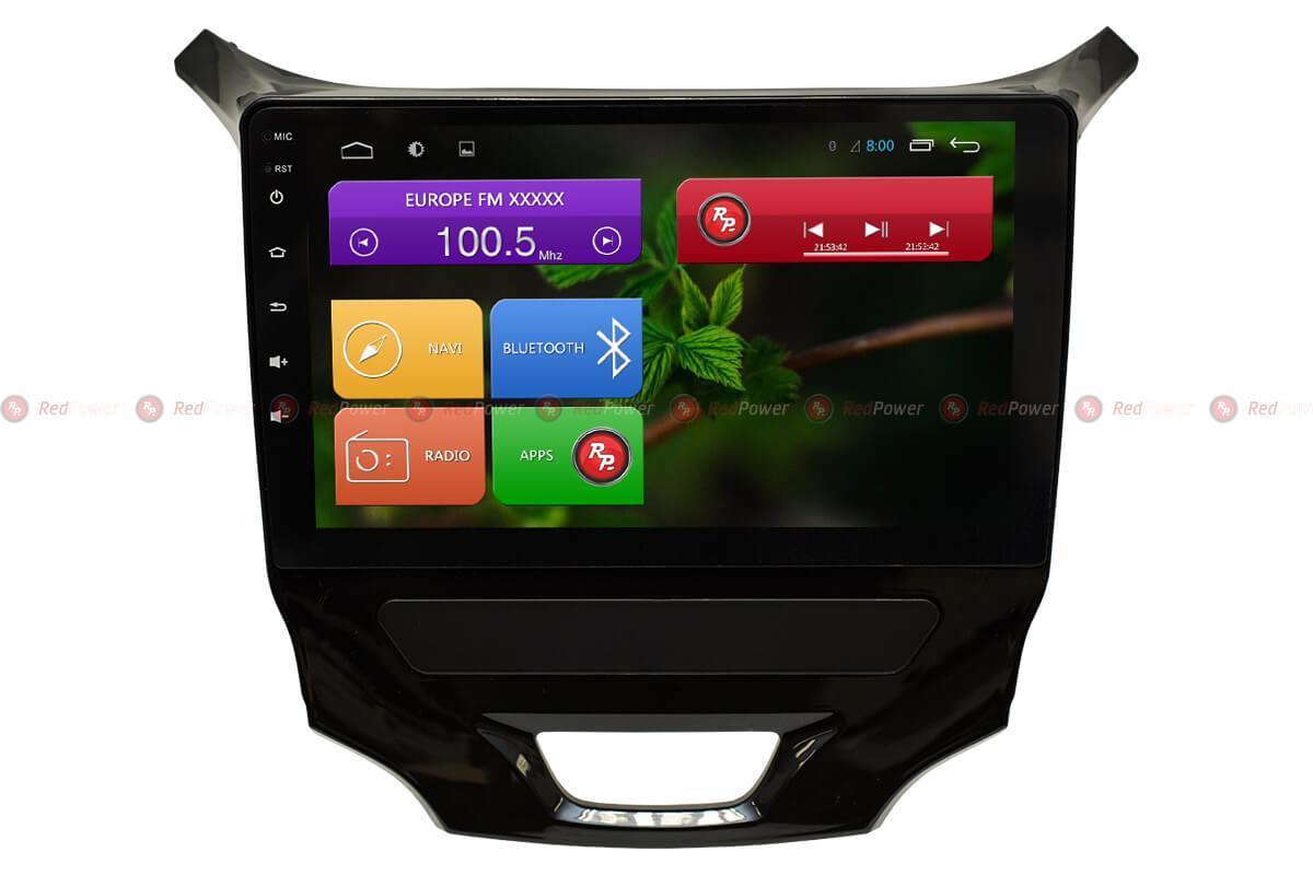 Автомагнитола для Chevrolet Cruze 2013+ Redpower 31152 R IPS DSP ANDROID 7