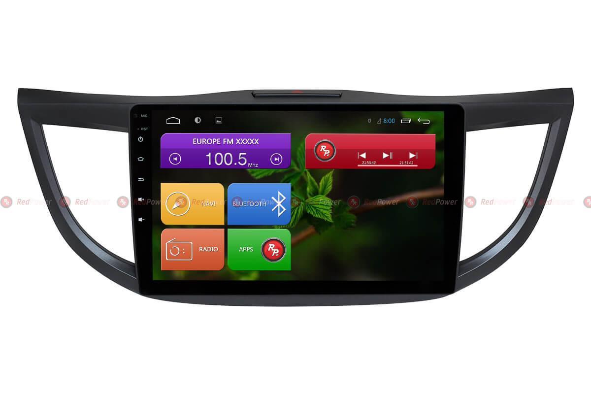 Автомагнитола для Honda CRV 2012-2016 гг. Redpower 31111 R IPS DSP ANDROID 7