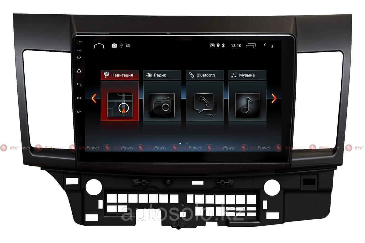 Автомагнитола для Mitsubishi Lancer Redpower 30037 IPS ANDROID 8
