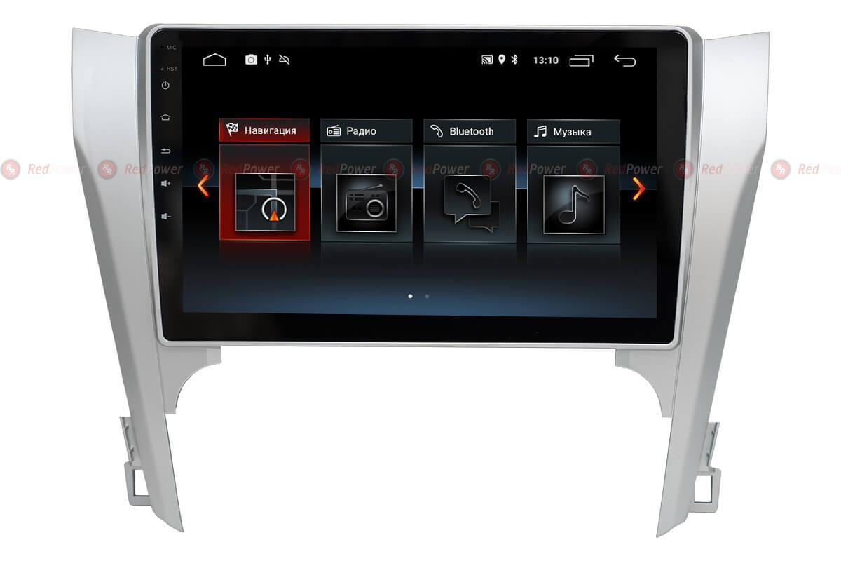 Автомагнитола для Toyota Camry V50 RedPower 30131 IPS ANDROID 8