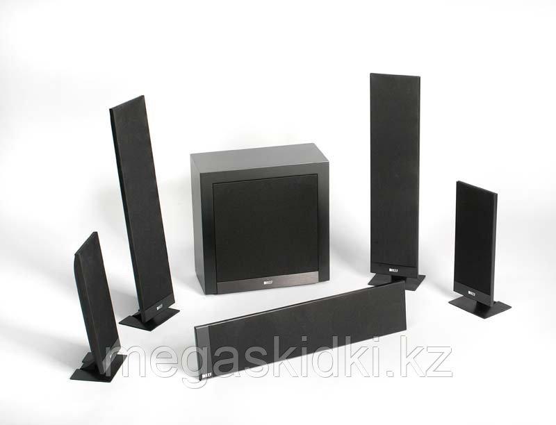 Комплект для домашнего кинотеатра 5.1 KEF T205 черный