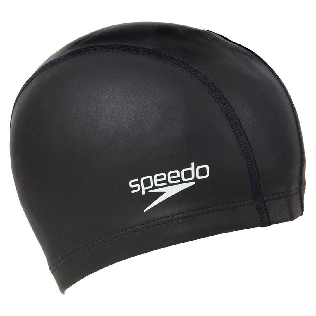 Speedo  шапочка для плавания полиуретан Pace